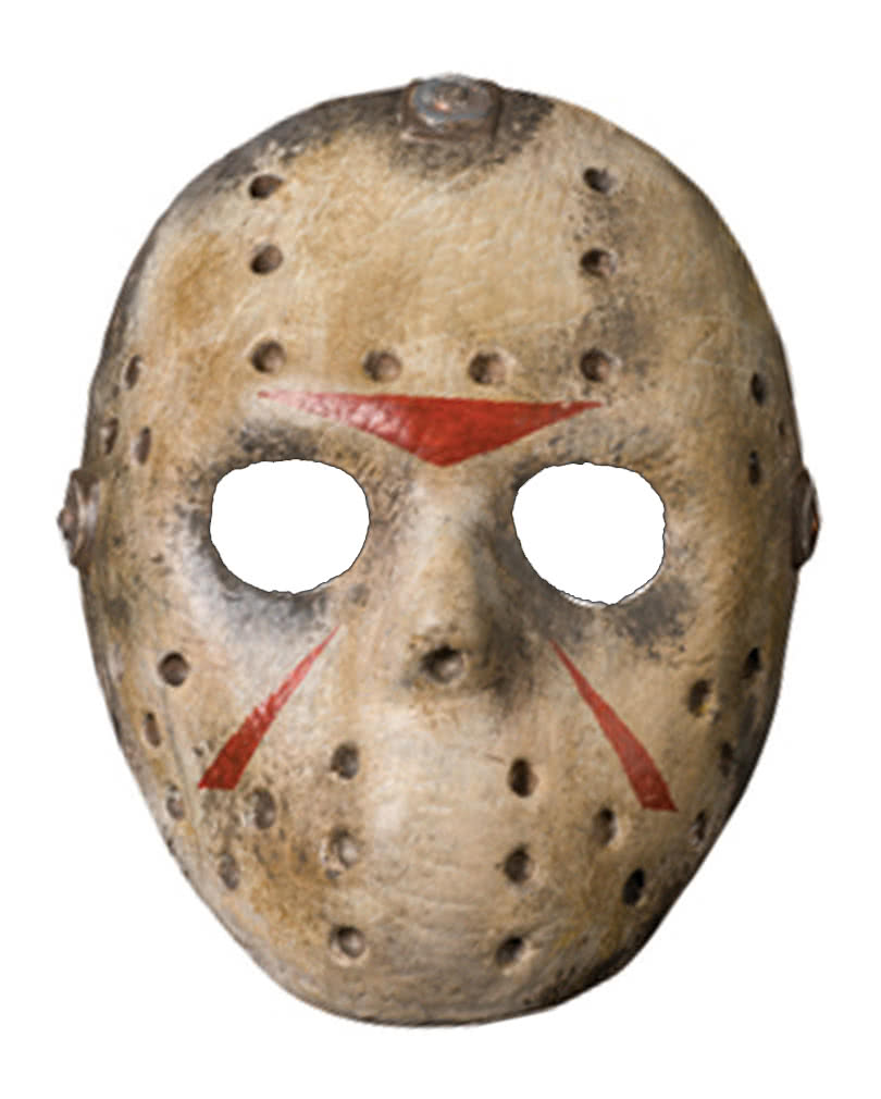 Jason Hockey Mask Soft Vinyl