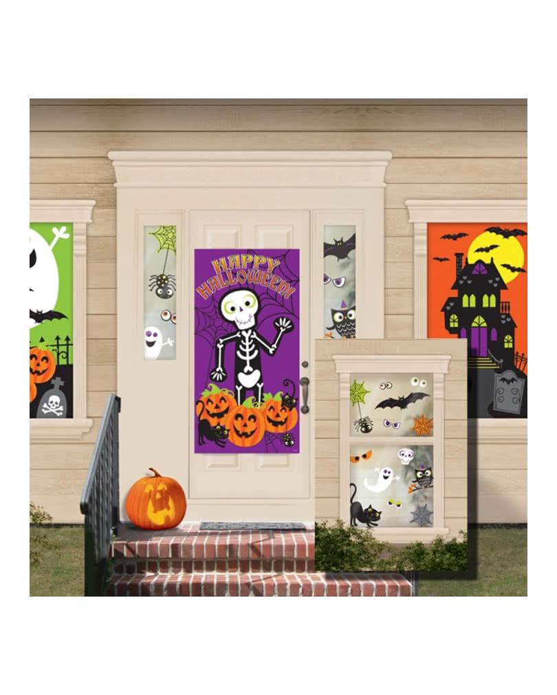 kinderfreundliche halloween deko halloween dekorations. Black Bedroom Furniture Sets. Home Design Ideas