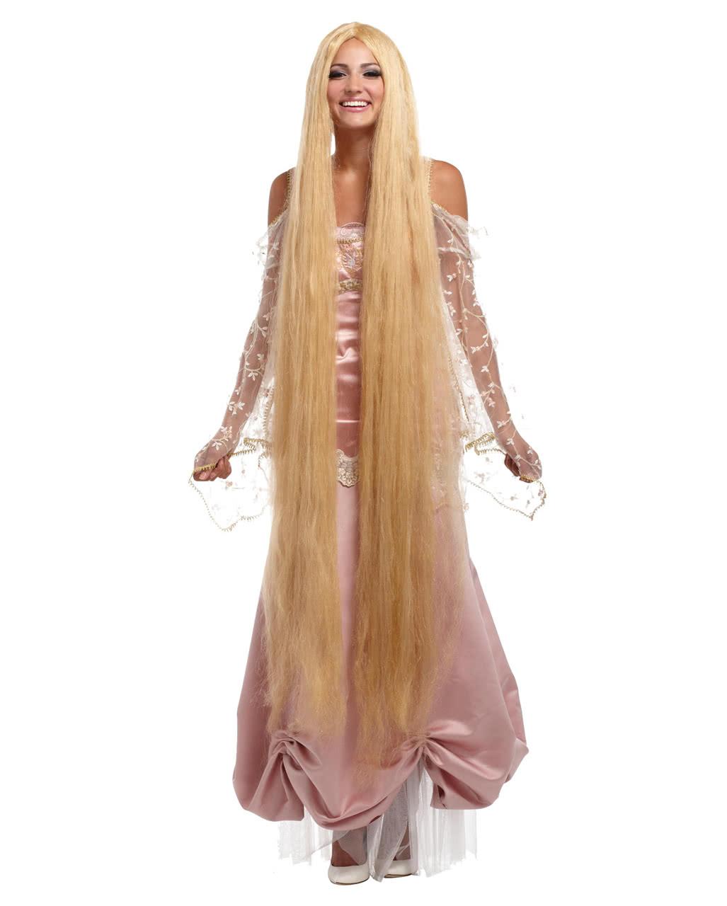 Lady Godiva Long Hair Wig XXL For Halloween