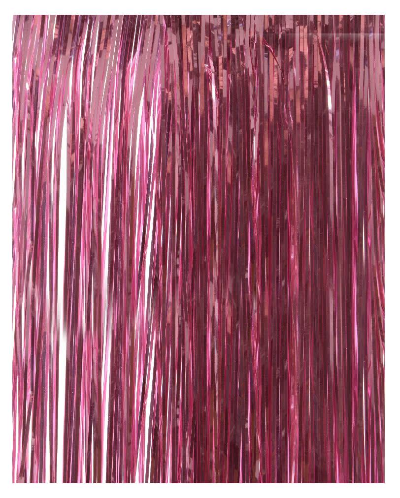 Lametta pink stimmungsvolle weinachtsbaum deko - Gothic weihnachtsdeko ...