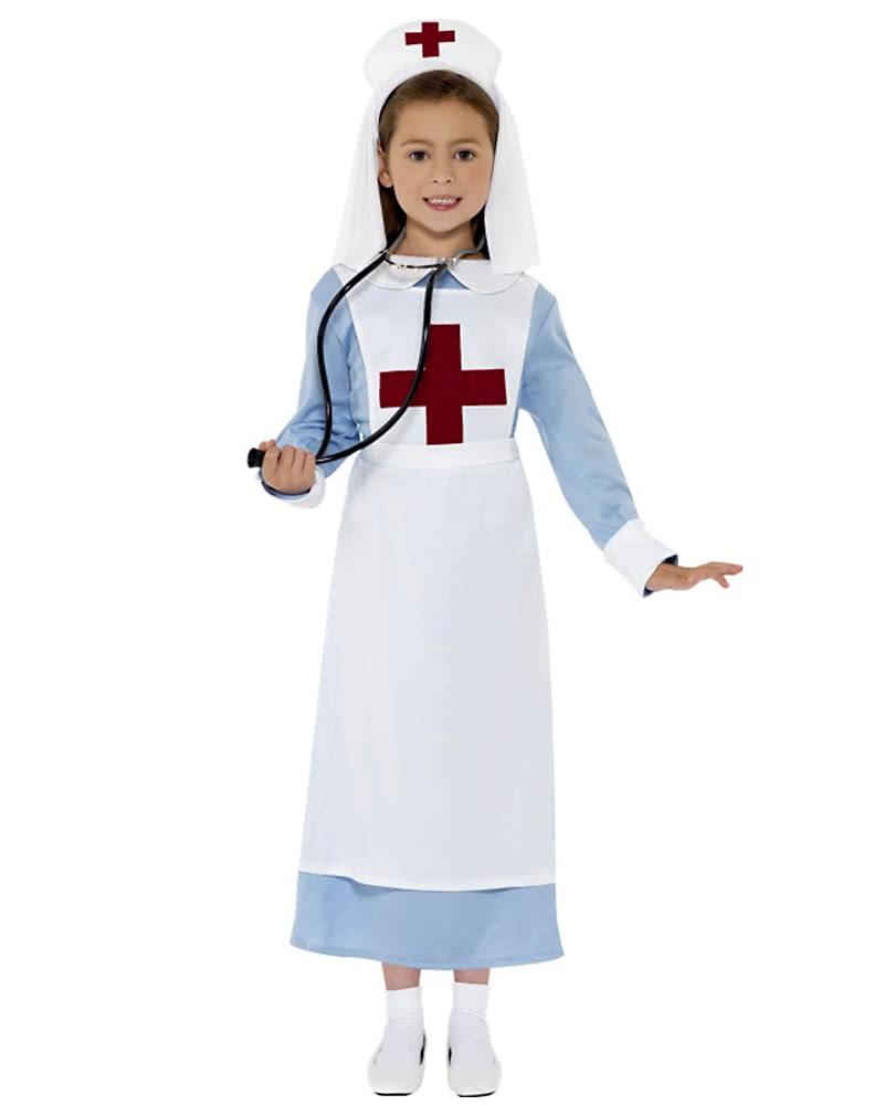 Lazarett Krankenschwester Kinderkostum Arzt Kostume Fur Kinder