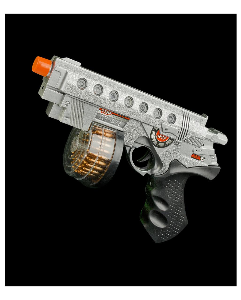 LED Laser Phaser hand gun 21cm