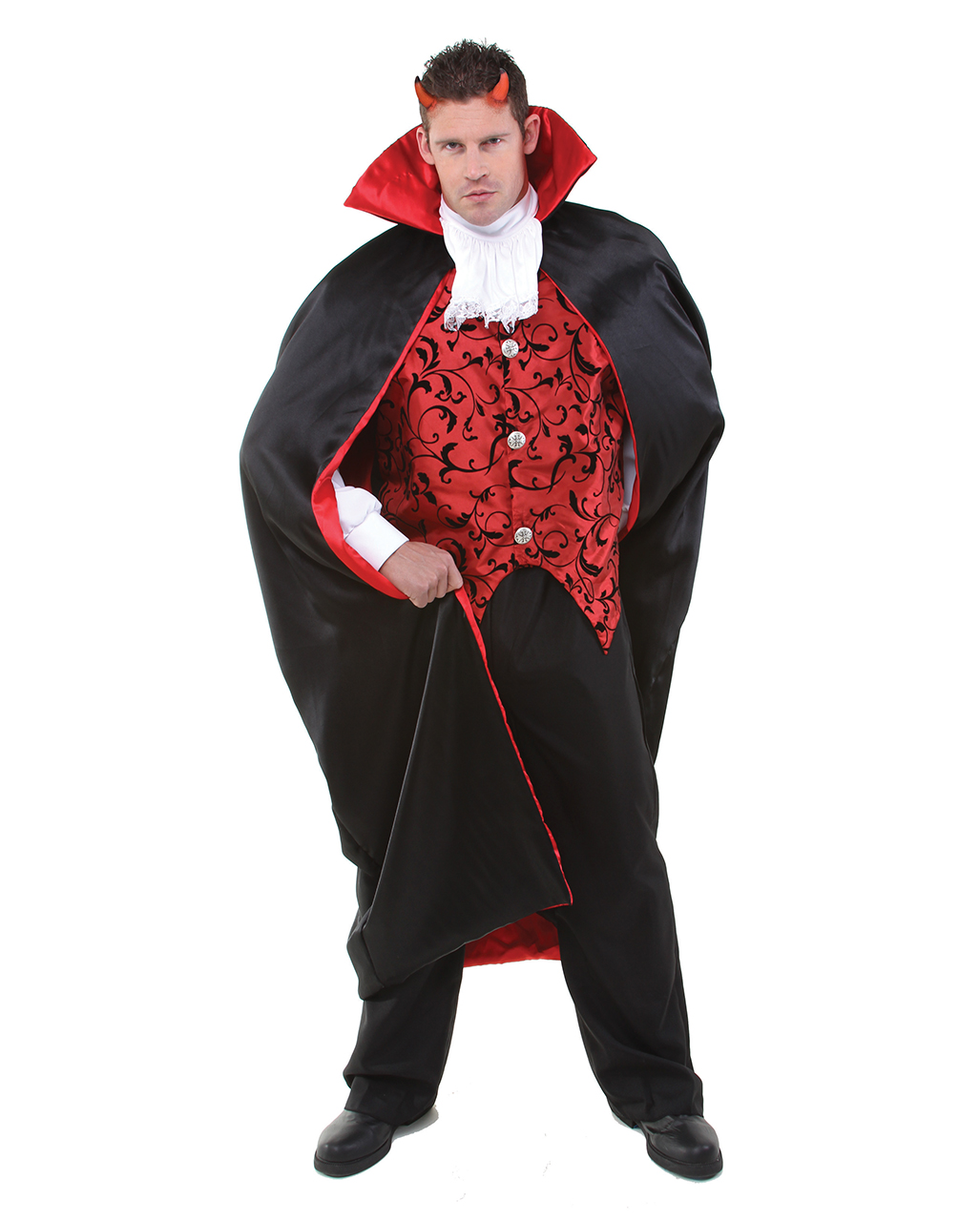 lord devil teufel kost m satans verkleidung horror. Black Bedroom Furniture Sets. Home Design Ideas