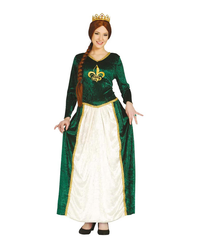 Fairy Tale Queen Costume | Dress up as a historical queen | horror-shop.com