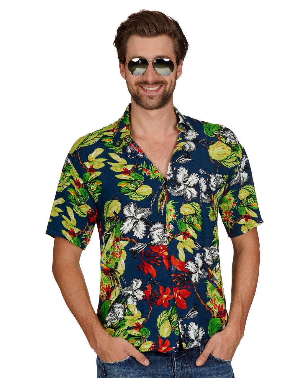 Magnum Hawaii Shirt For Theme Parties Horror Shop Com