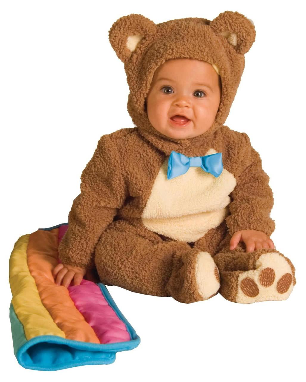 59dccc087c9ab Teddy Bear Baby Costume