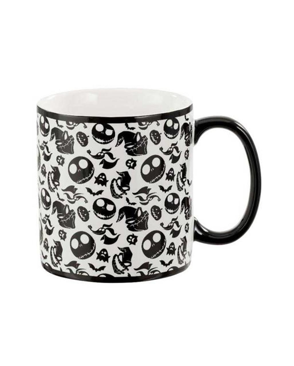Nightmare Before Christmas Coffee Mug.The Nightmare Before Christmas Xl Cup