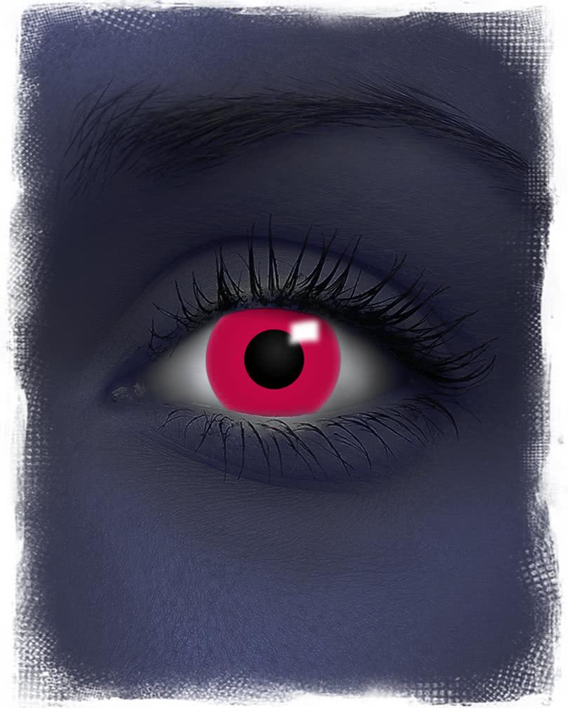 uv kontaktlinsen pink pink leuchtend g nstige. Black Bedroom Furniture Sets. Home Design Ideas
