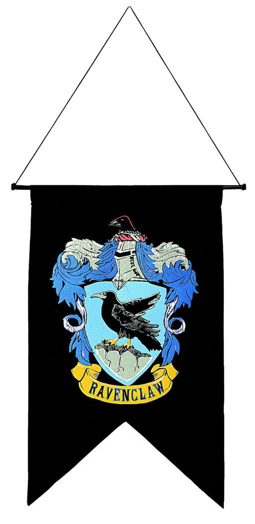 Hogwarts Printed Banner Accessory Harry Potter Prop Kids Adults Novelty Flag New
