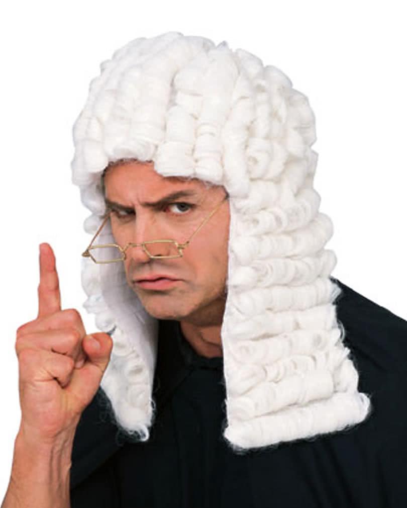 Judge Wig | Buy historical wigs | horror-shop.com