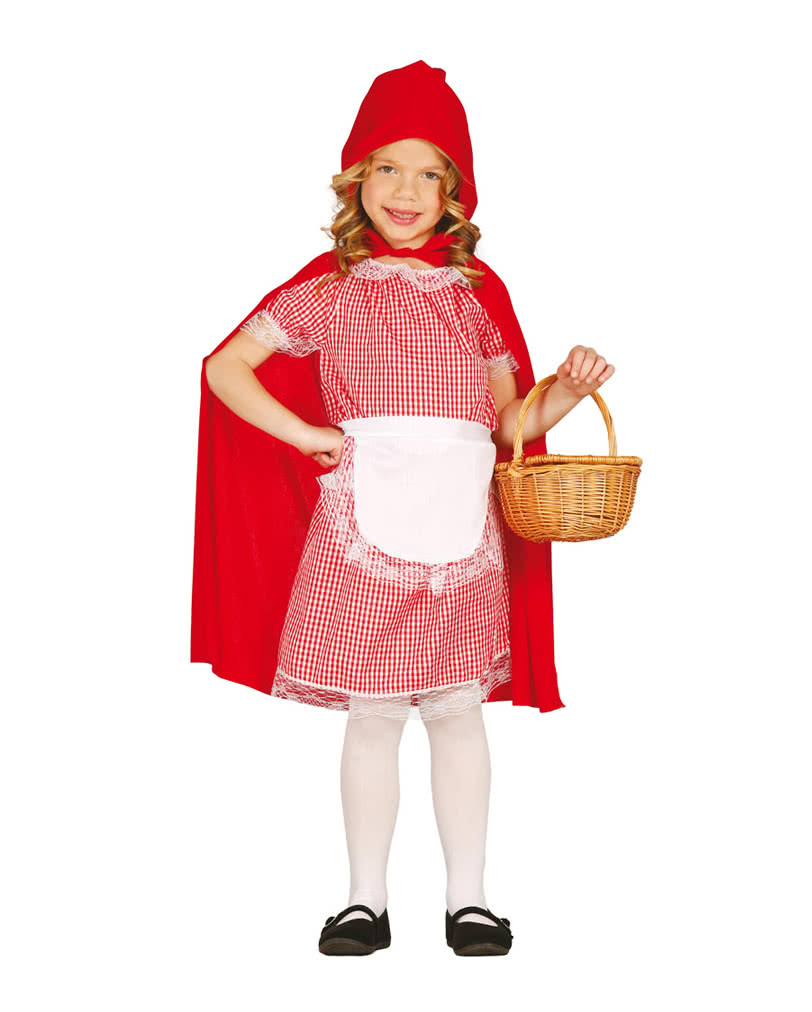 Little Red Riding Hood Children S Costume Fairy Tale Costumes