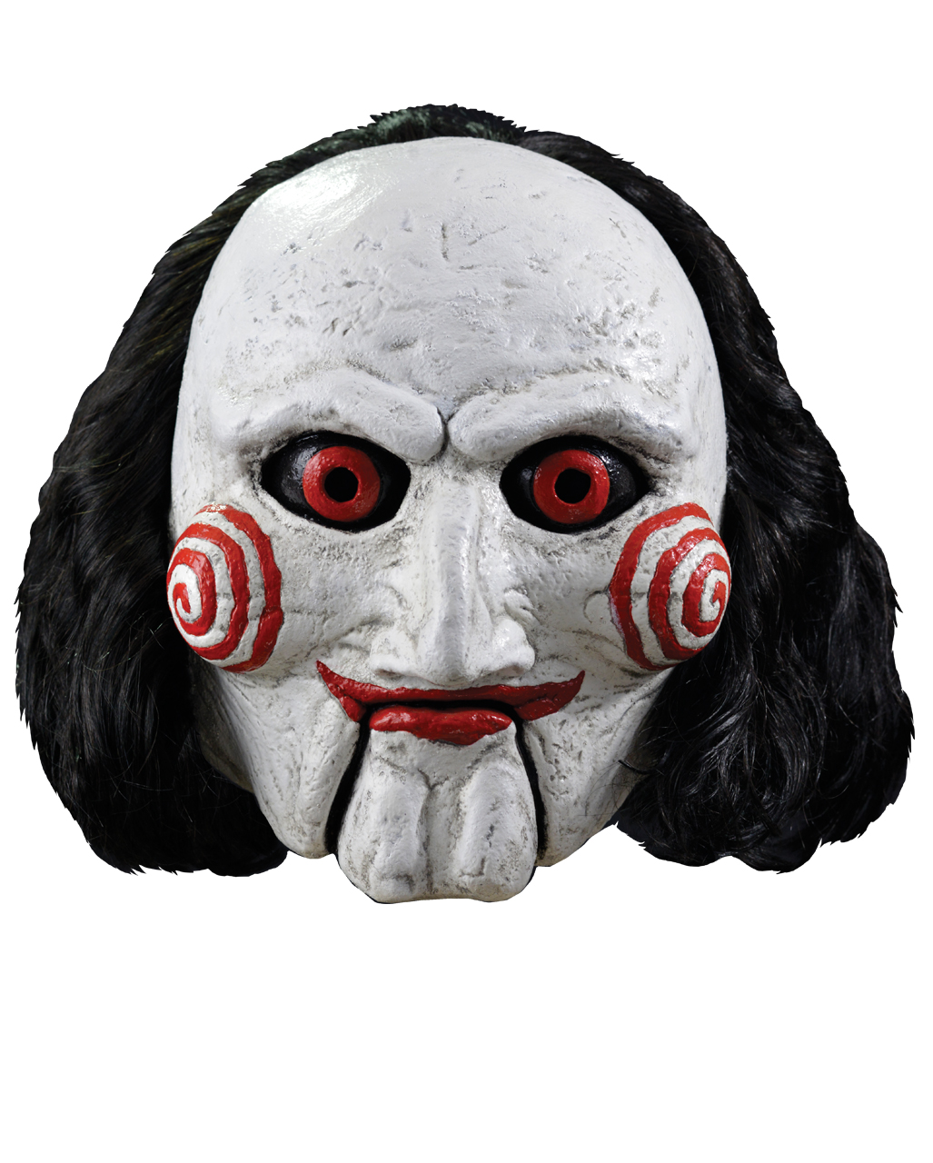 SAW Doll Billy Mask Jigsaw Mask | horror-shop.com