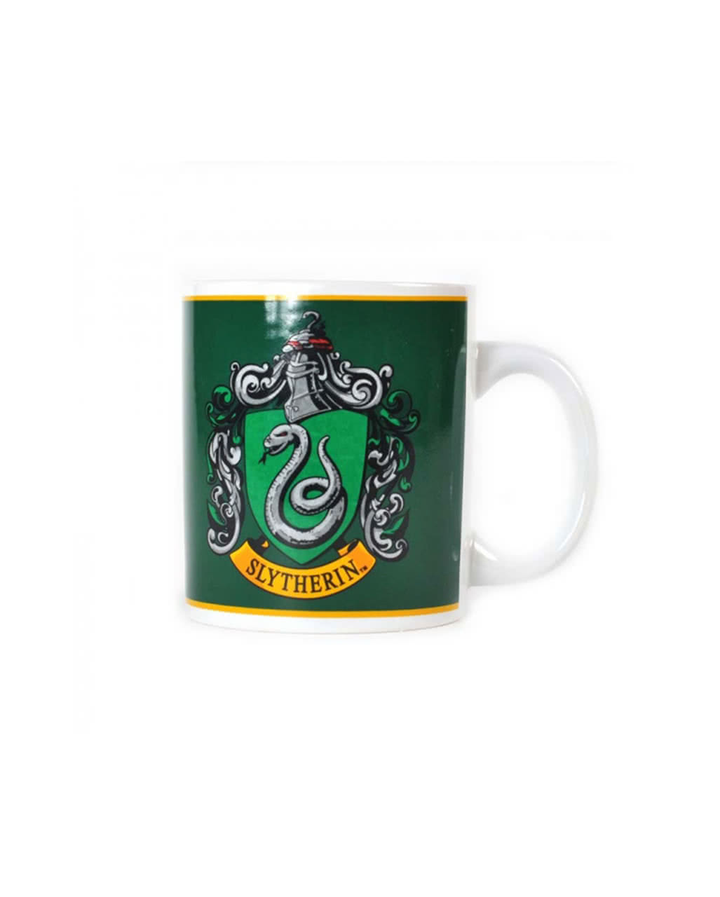 harry potter slytherin tasse aus hogwarts horror. Black Bedroom Furniture Sets. Home Design Ideas