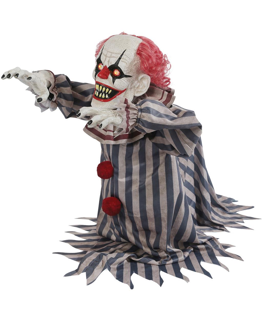 Horror-Shop Krallende Cathy Zombie Animatronic