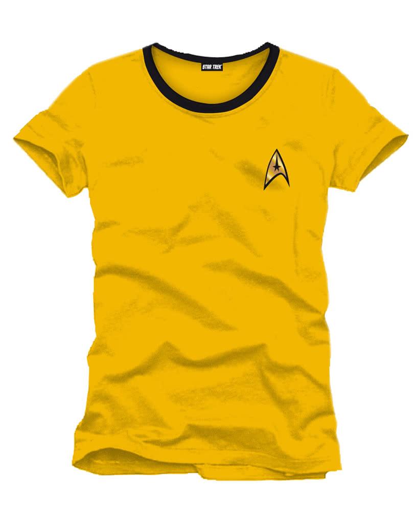 star trek t shirt captain kirk plus size space ship. Black Bedroom Furniture Sets. Home Design Ideas