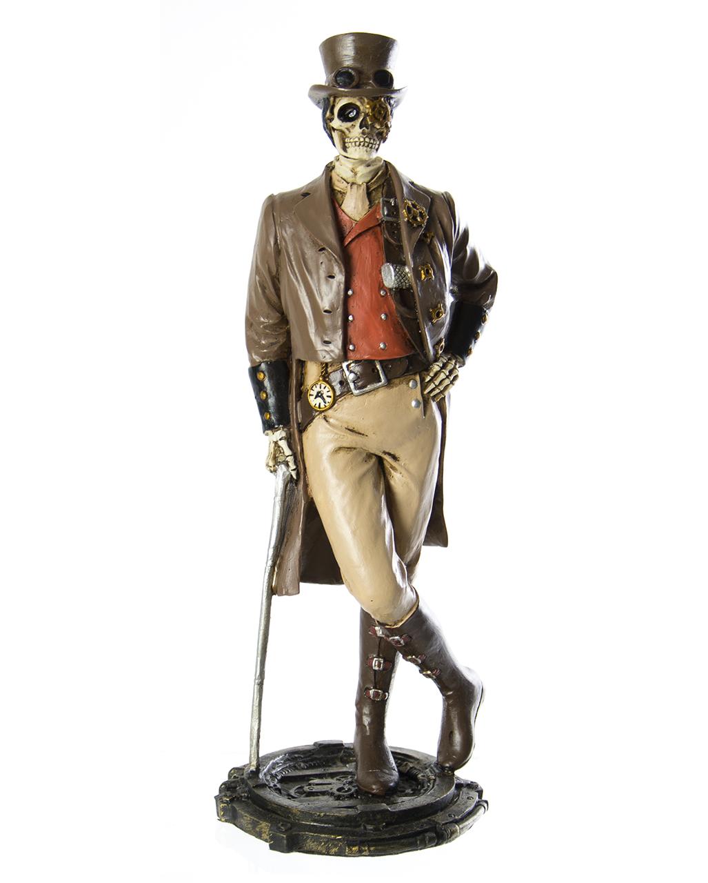 Steampunk Gentleman Figur