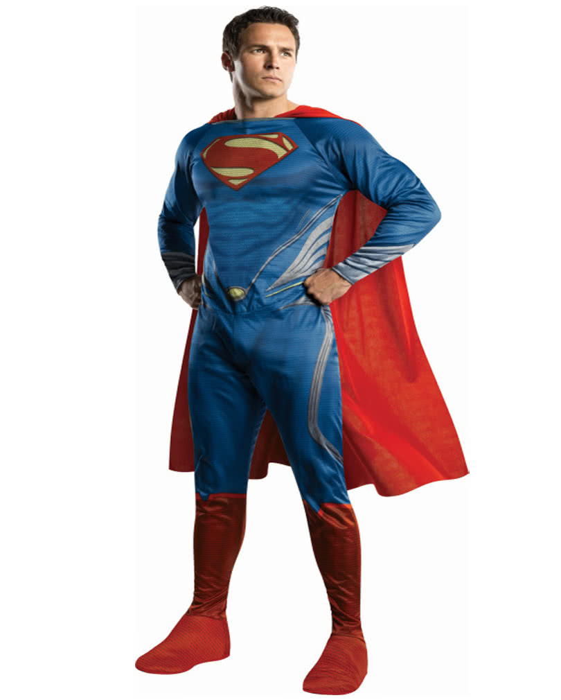 superman herren kost m xl lizenziertes superman kost m horror. Black Bedroom Furniture Sets. Home Design Ideas