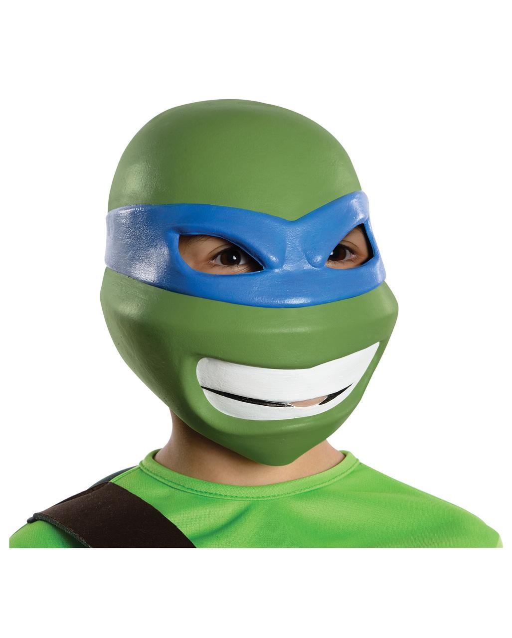 Tmnt Leonardo Kindermaske To Order Horror Shop Com
