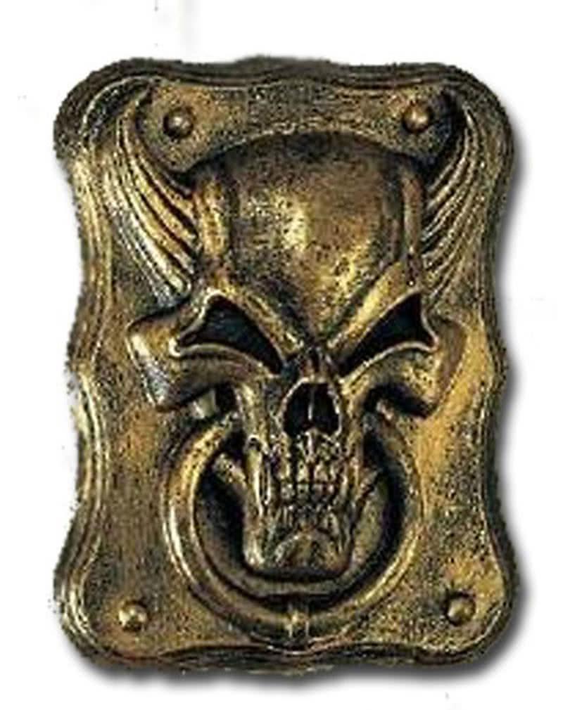 Skull Door Knocker Totenkopf Door Knocker Medieval Decoration Horror Shop Com