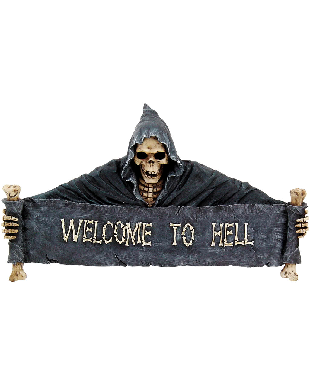 Large Door Sign Welcome To Hell To Order Horror Shop Com