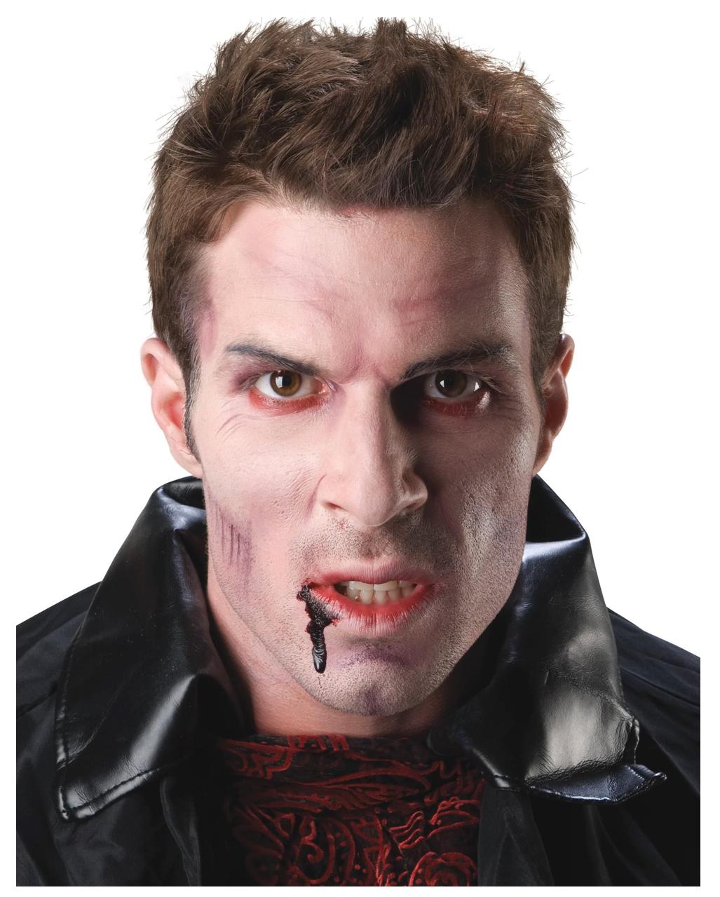 vampire makeup make up stack dracula liner as theater make up horror. Black Bedroom Furniture Sets. Home Design Ideas