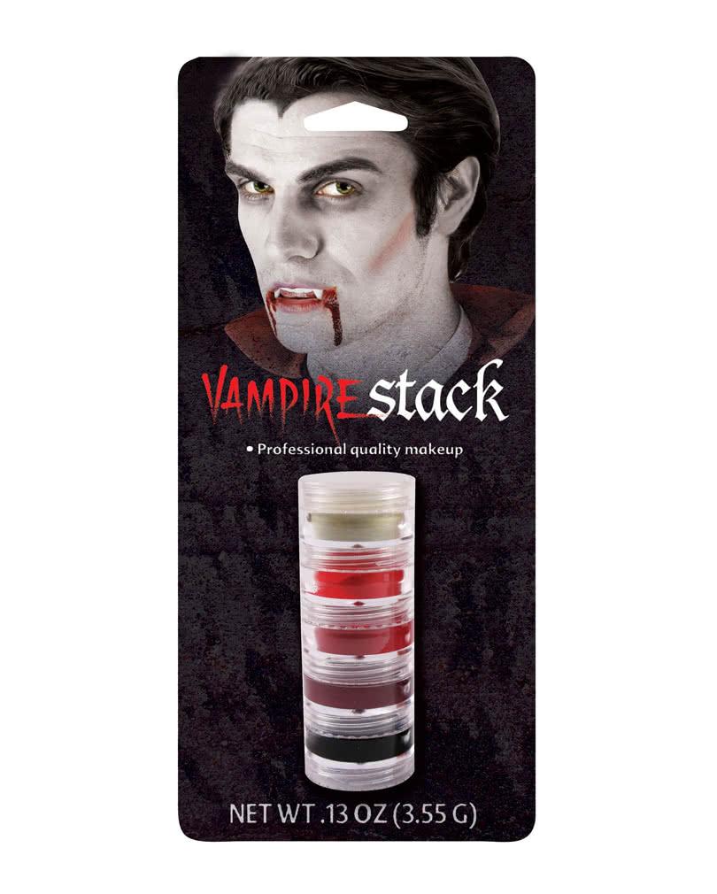 vampire make up stack halloween makeup horror. Black Bedroom Furniture Sets. Home Design Ideas