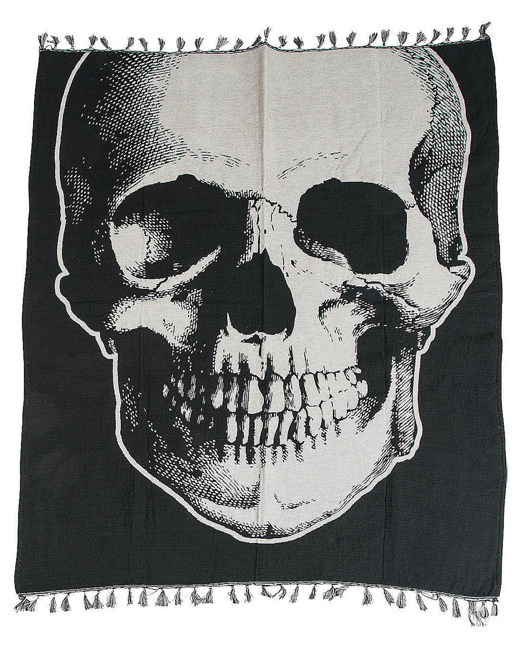 Baumwolle Strümpfe Skull Totenkopf Schwarz Gothic Steampunk Halloween