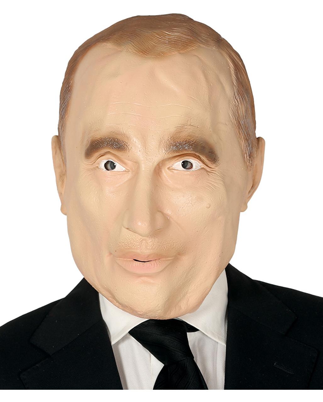 Vladimir Putin Mask Politician Mask Carnival Horror Shop Com
