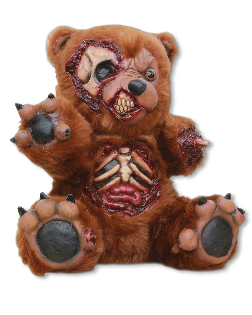 Werb r zombie teddy zombie teddy bear for gruselfans - Tedy shop ...
