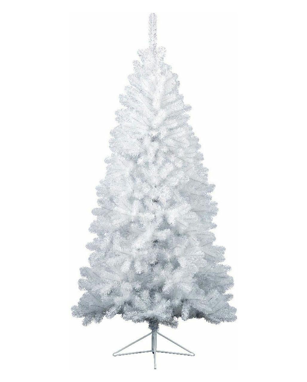 wei er tannenbaum mit st nder 180 cm als christbaum horror. Black Bedroom Furniture Sets. Home Design Ideas