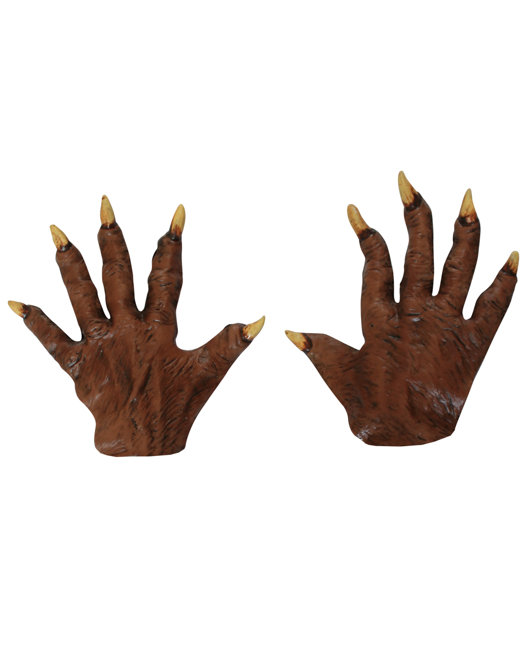 how to make werewolf hands