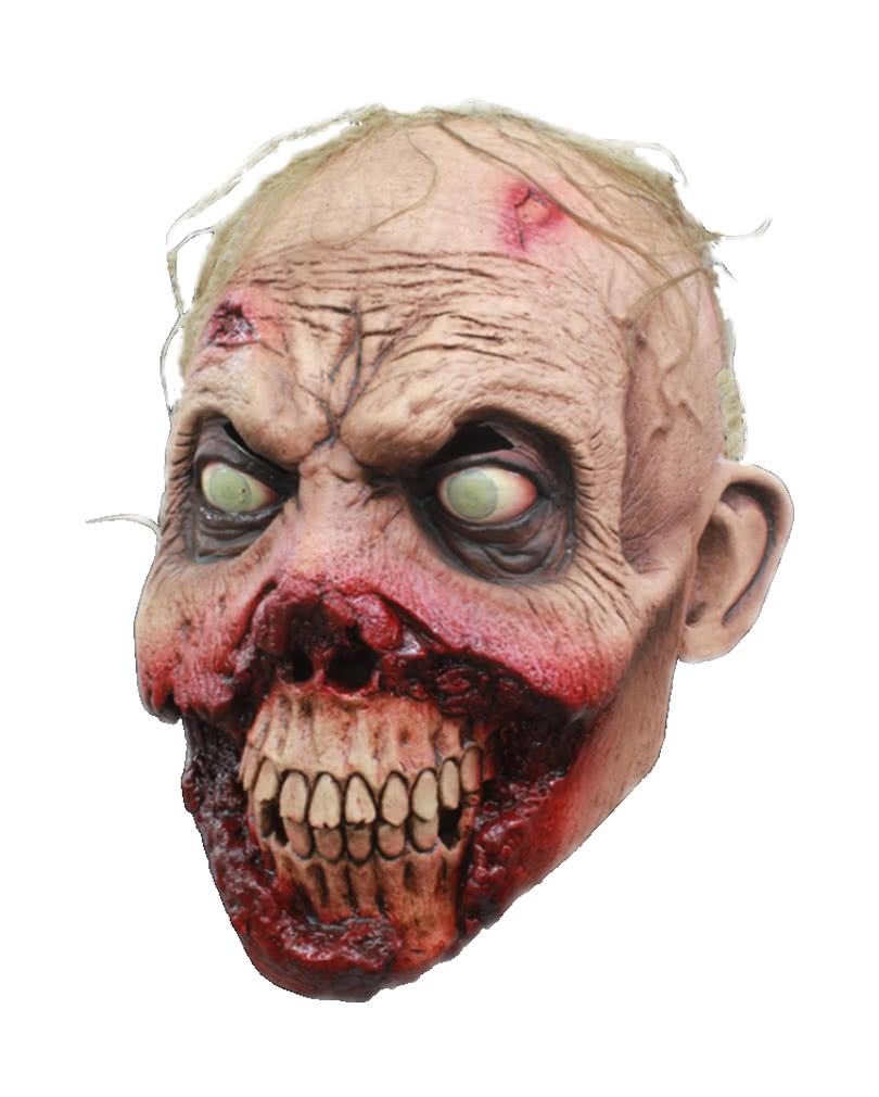 zahnfleisch wunden zombie maske hochwertige horror maske horror. Black Bedroom Furniture Sets. Home Design Ideas