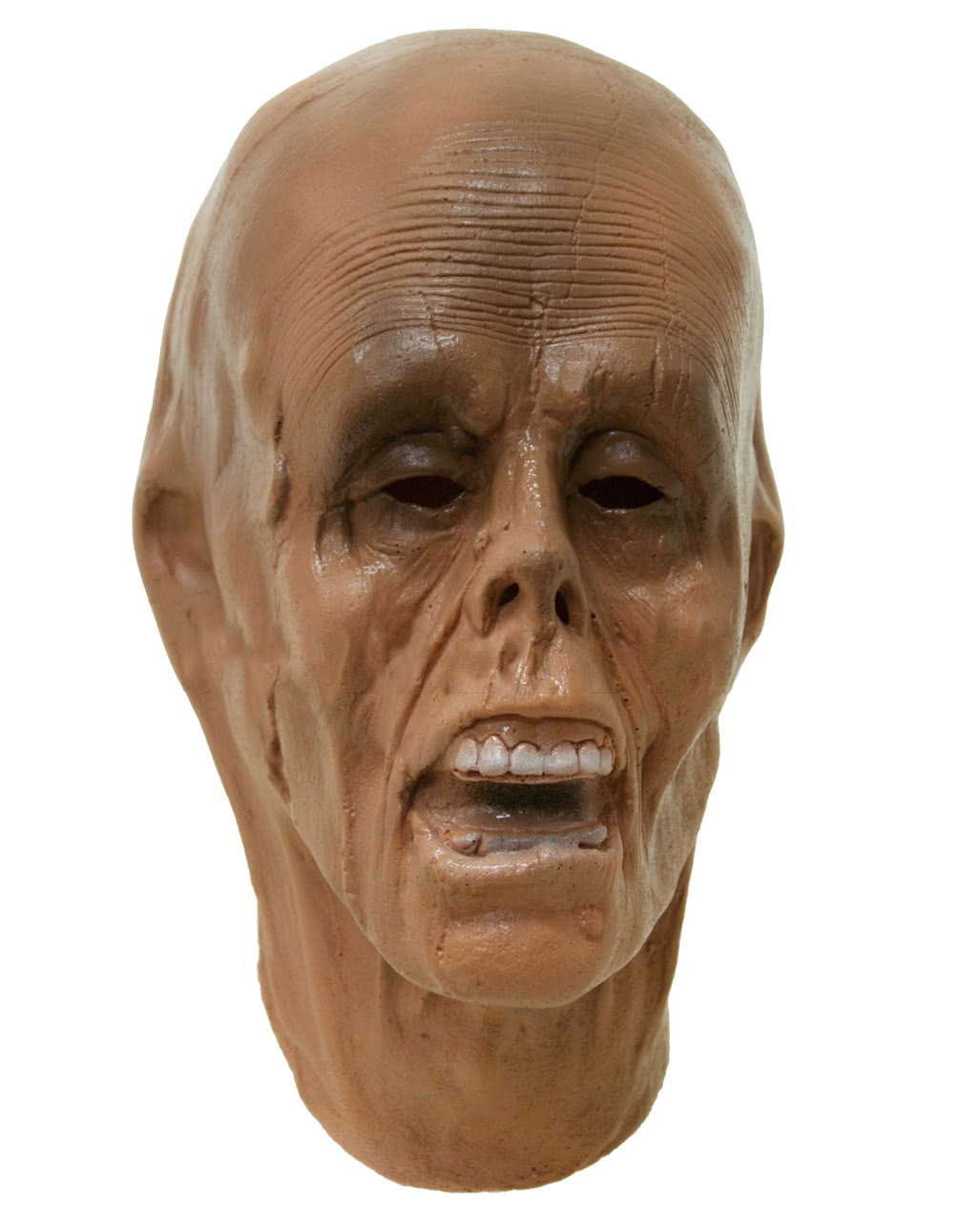 Foam latex zombie mask