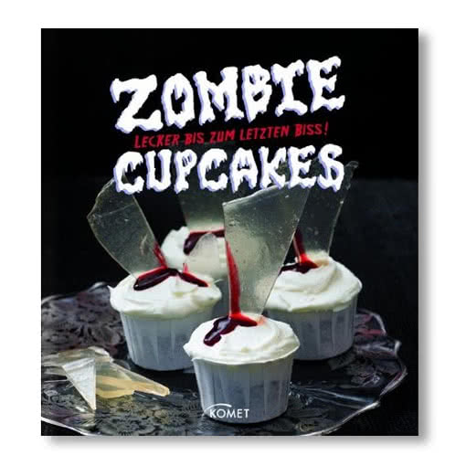 zombie cupcakes rezeptbuch halloween rezepte horror. Black Bedroom Furniture Sets. Home Design Ideas