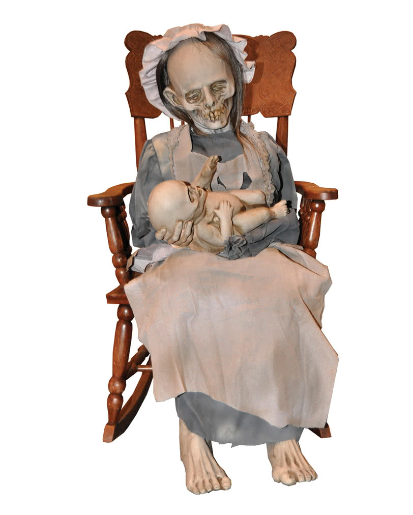 Awesome Zombie Granny With Baby Machost Co Dining Chair Design Ideas Machostcouk