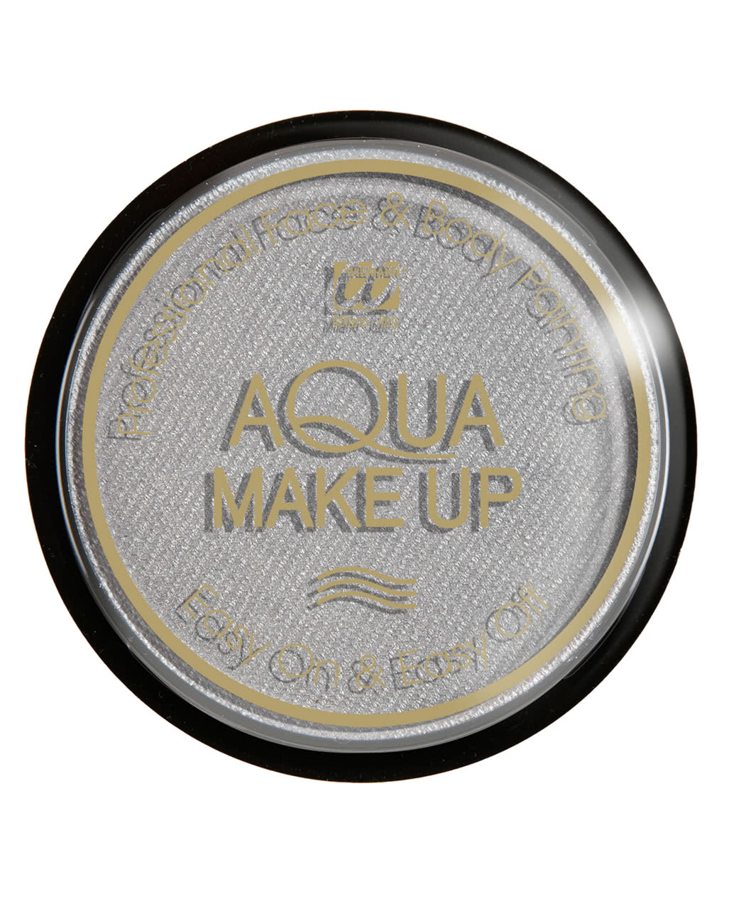 aqua make up silber silbergl nzende schminke horror. Black Bedroom Furniture Sets. Home Design Ideas