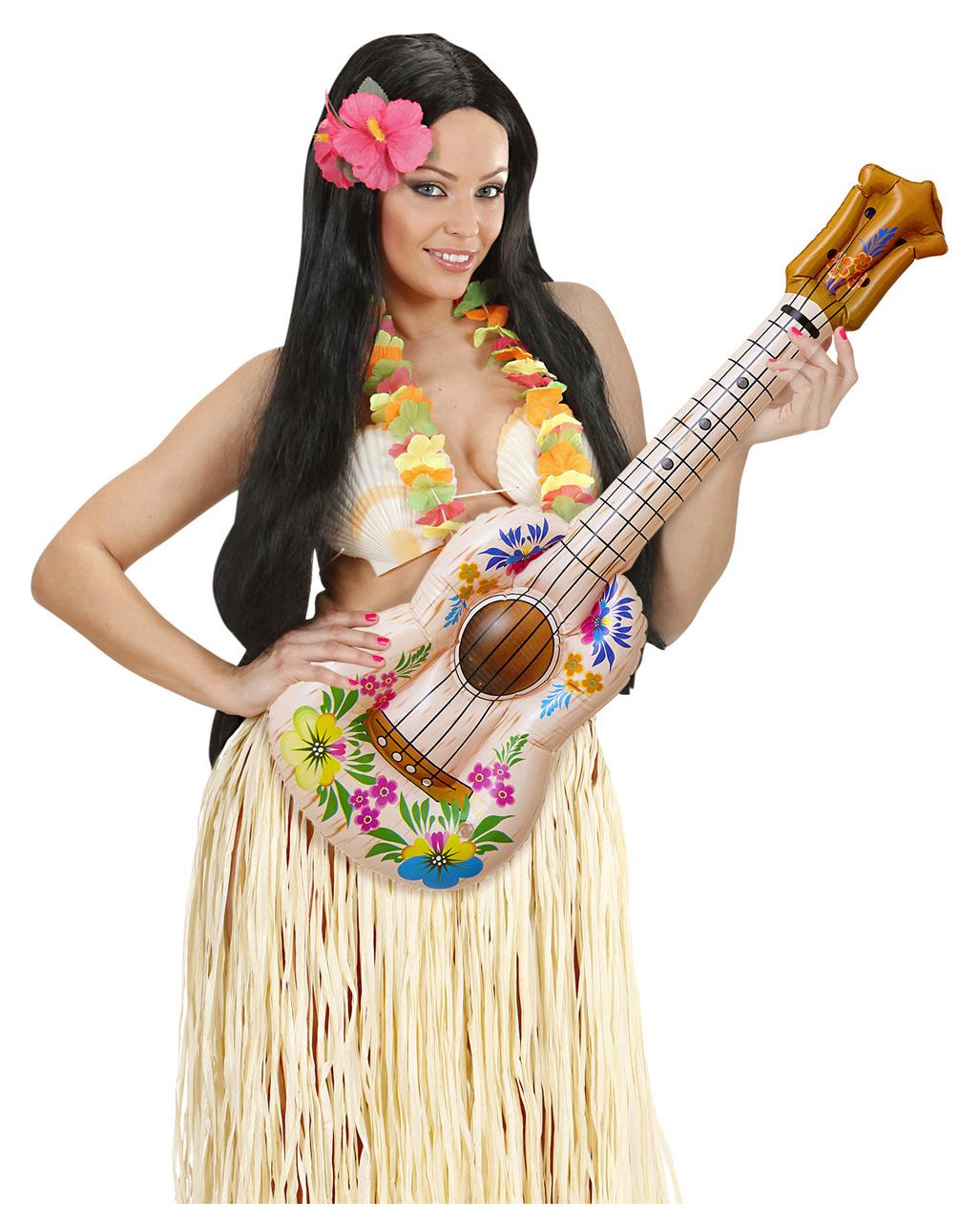 Hawaii Deko hawaii guitar as a hawaii decoration horror shop com