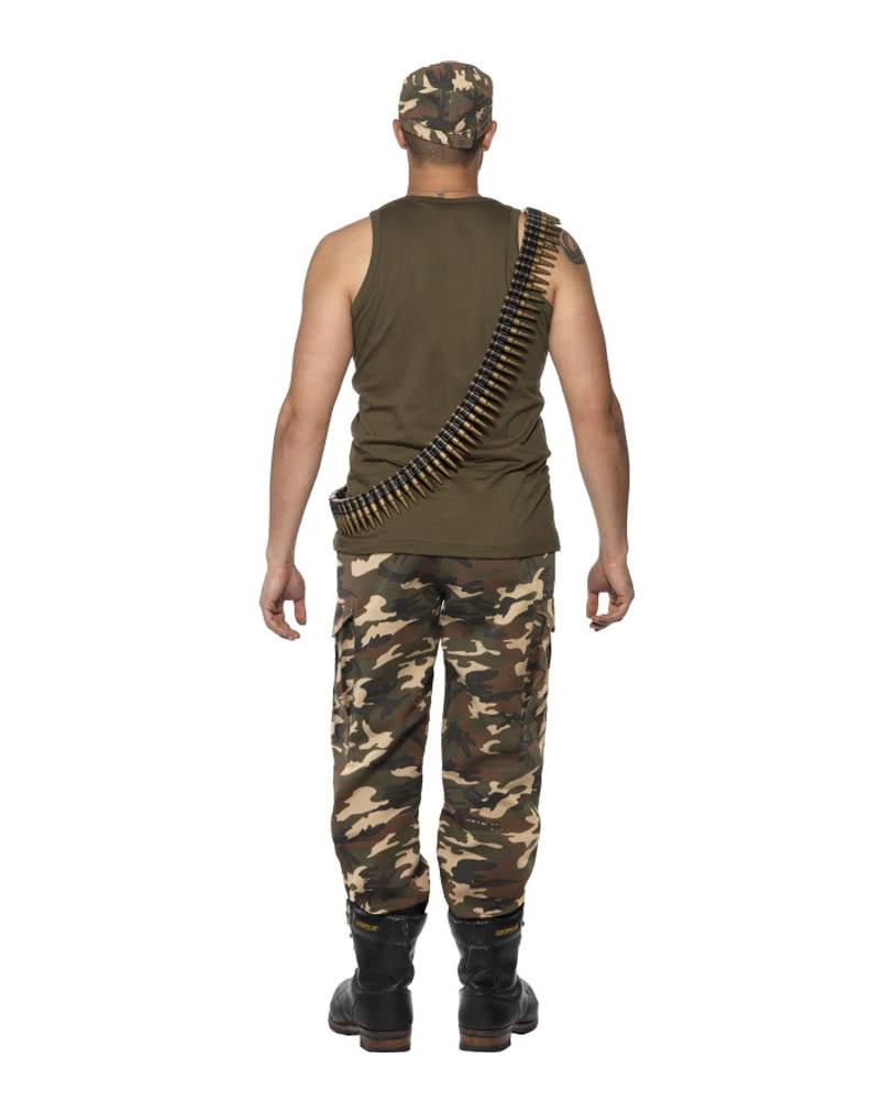 camouflage herren kost m armee verkleidung f r m nner. Black Bedroom Furniture Sets. Home Design Ideas