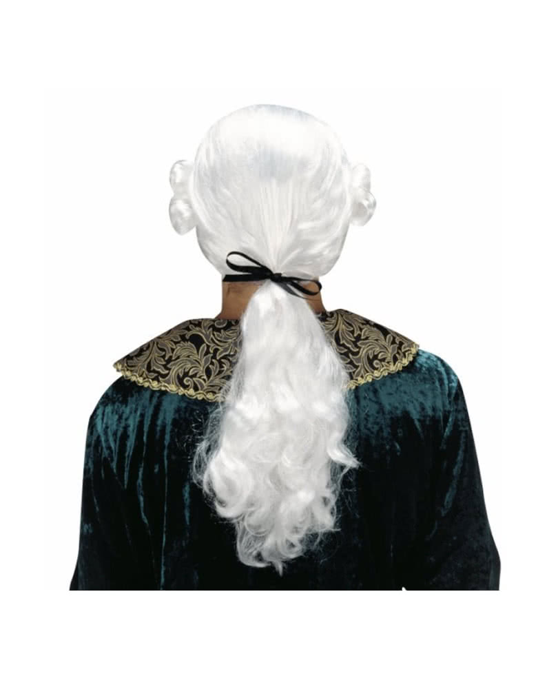 casanova wig carnival wig horror. Black Bedroom Furniture Sets. Home Design Ideas