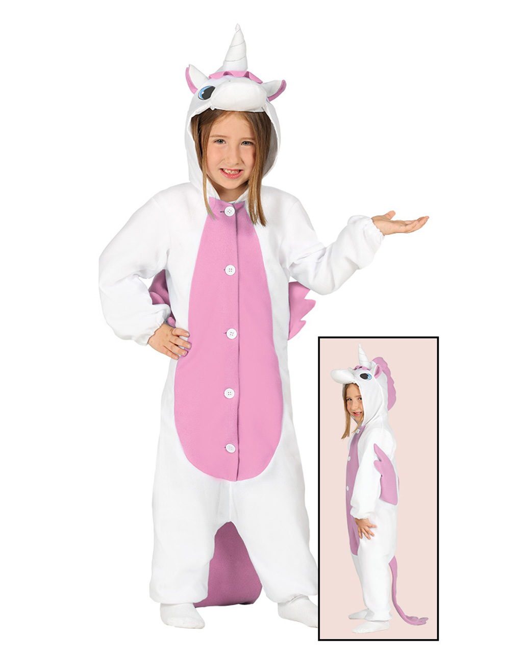 unicorn jumpsuit for kids for carnival horror. Black Bedroom Furniture Sets. Home Design Ideas