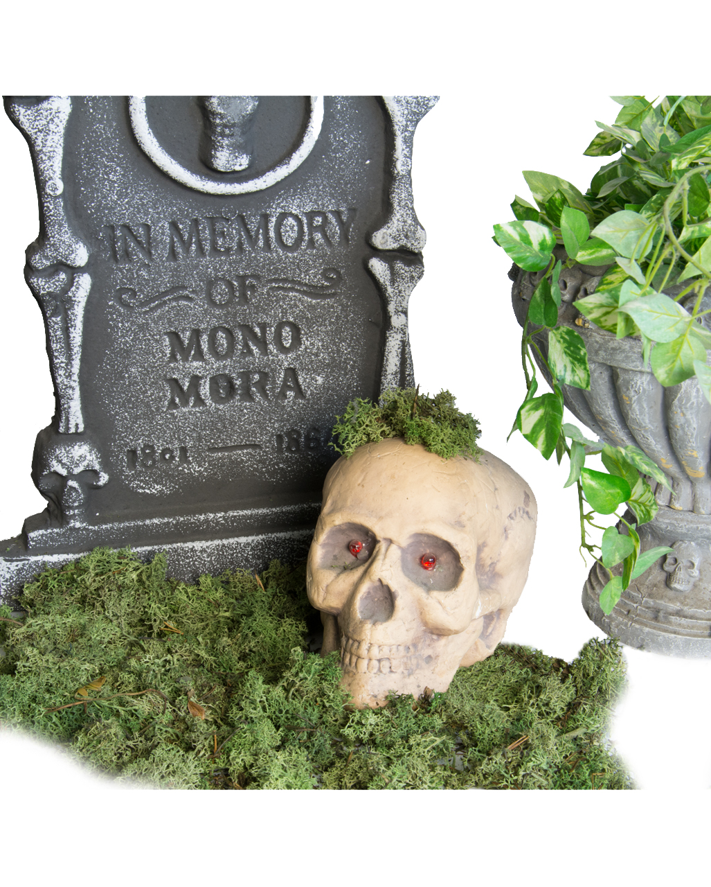 Halloween Deko Moos 100 G To Decorate Horror Shop Com