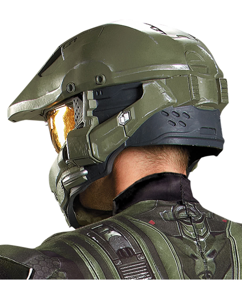 Halo 3 Master Chief Helmet As a costume accessory   horror ...