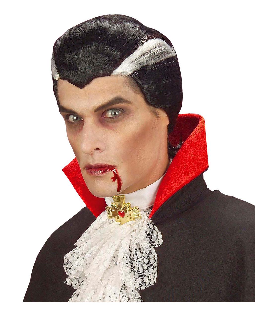 Classic Vampire Wig Wigs Carnival Wigs Carnival Wigs