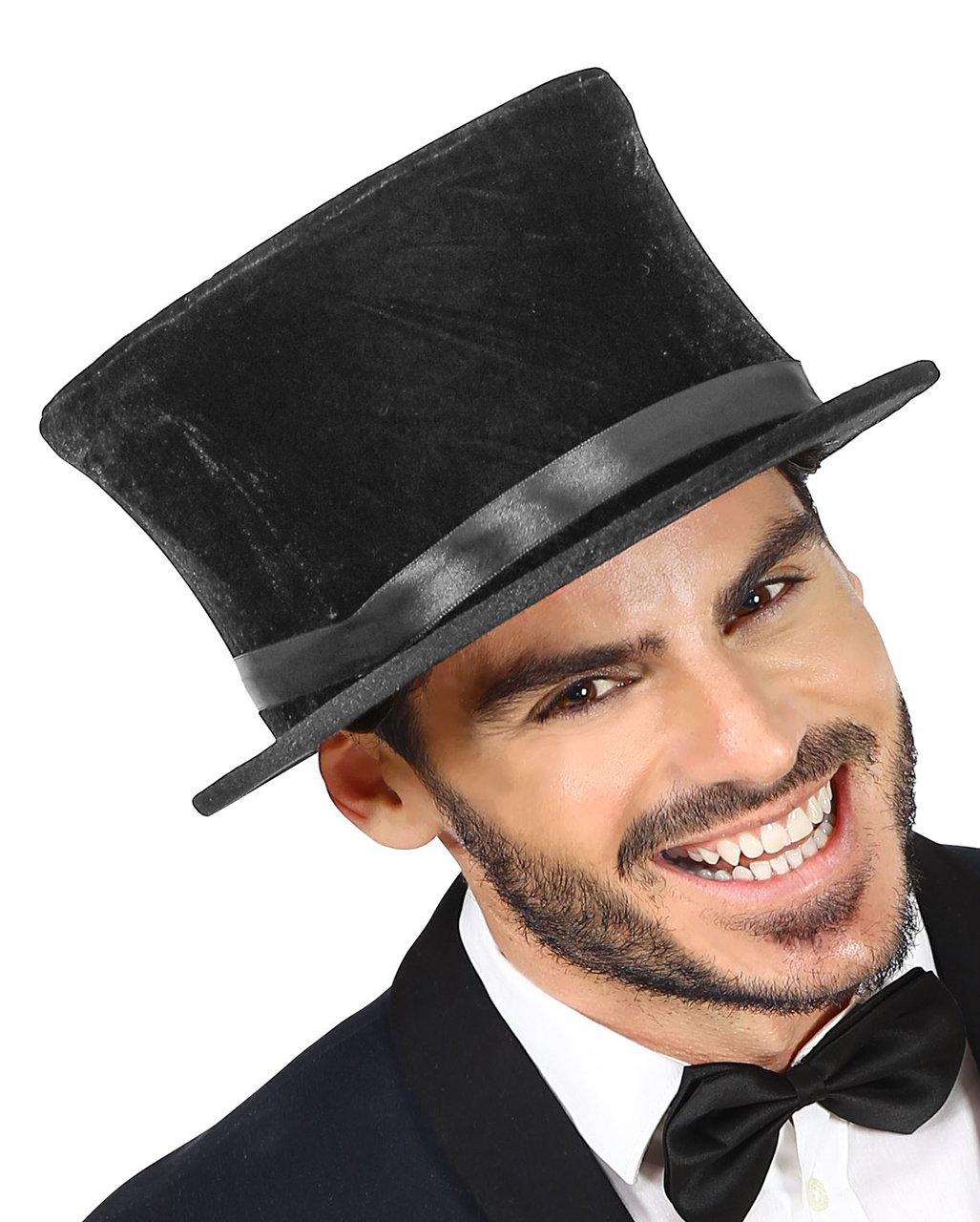 Brand New Magician Collapsible Top Hat Costume Accessory Plus