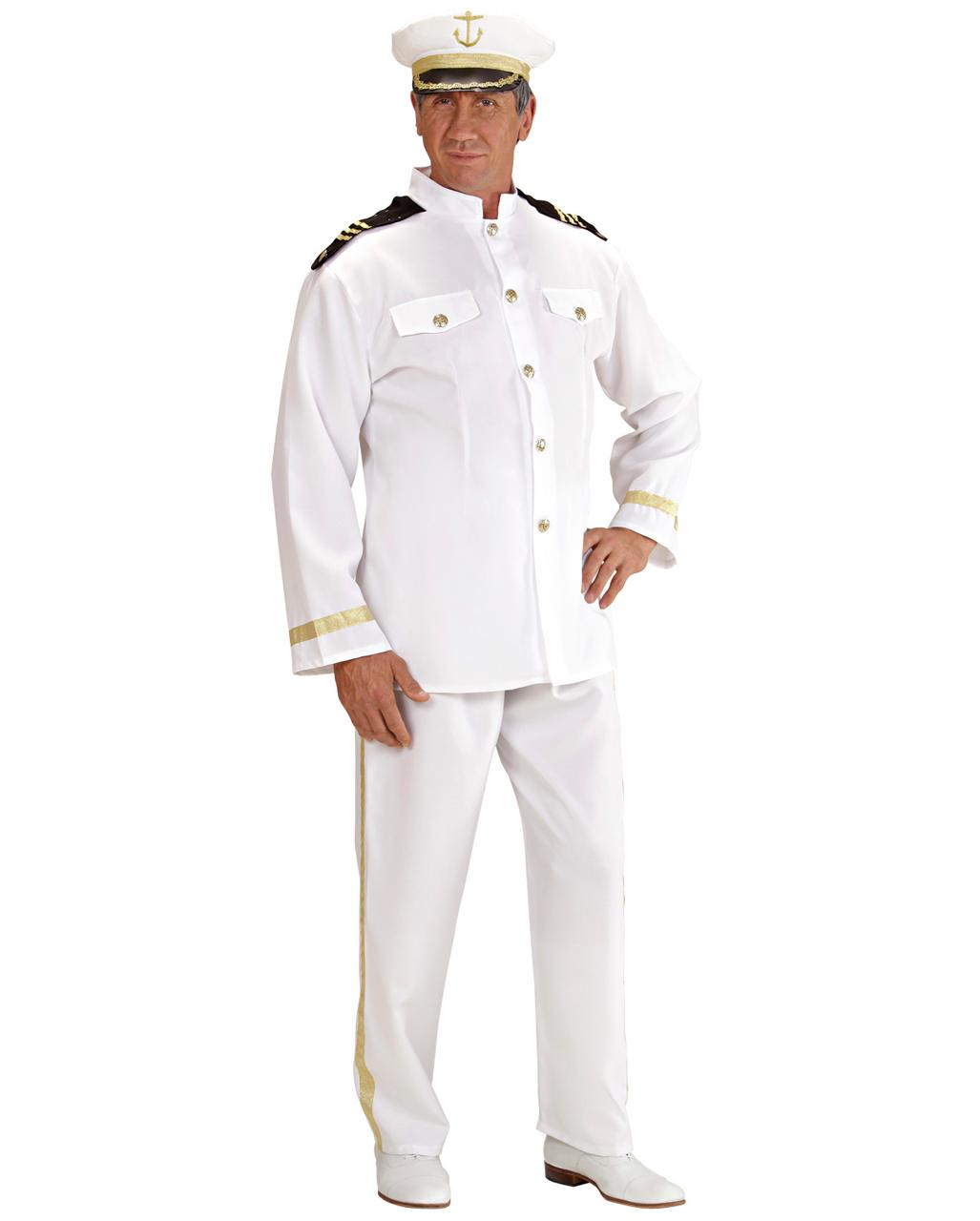marine kapit n kost m m kapit n marinekapit n uniform horror. Black Bedroom Furniture Sets. Home Design Ideas