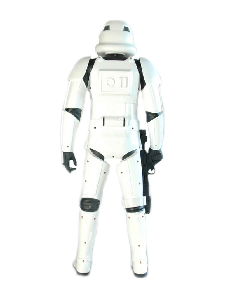 star wars stormtrooper figur lizenziertes krieg der sterne sammlerst ck horror. Black Bedroom Furniture Sets. Home Design Ideas