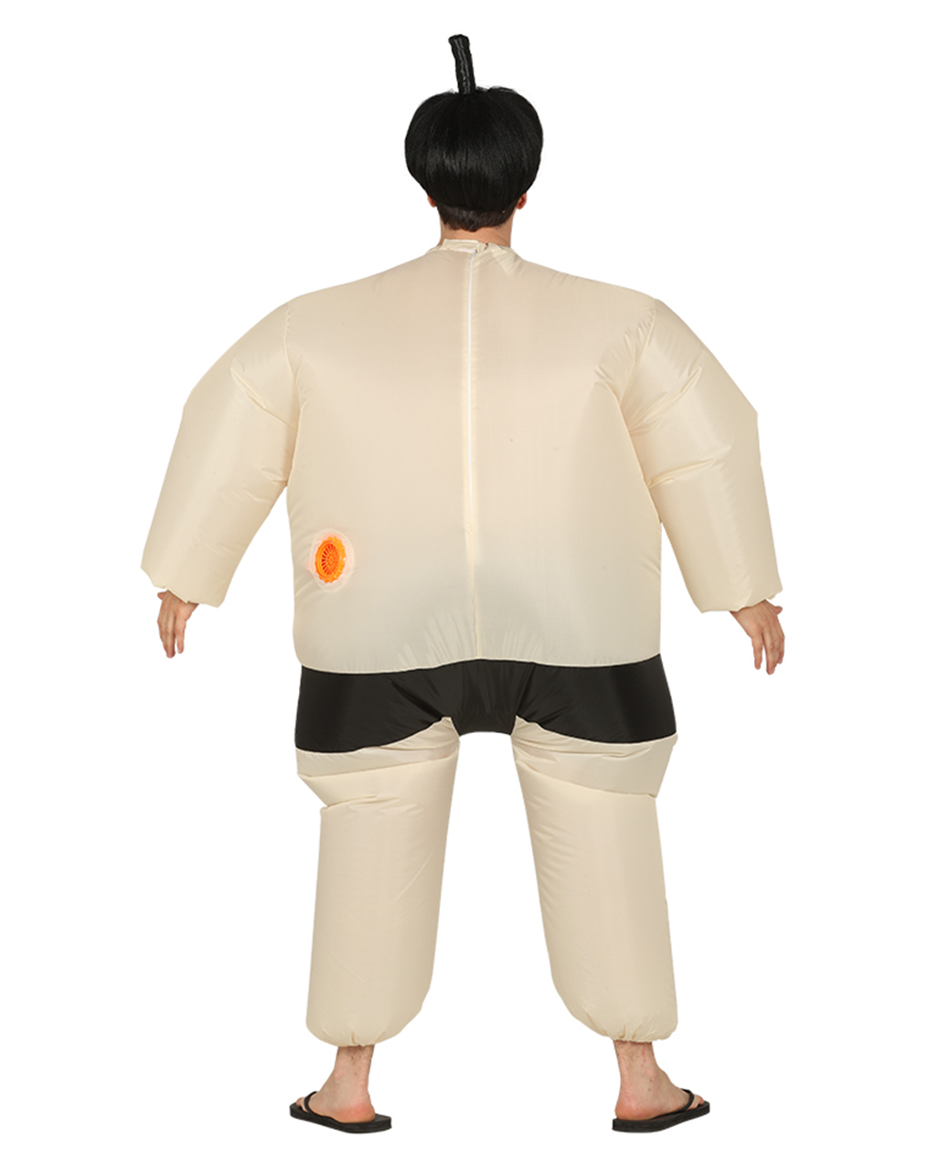 inflatable sumo wrestling costume beige to buy horror. Black Bedroom Furniture Sets. Home Design Ideas