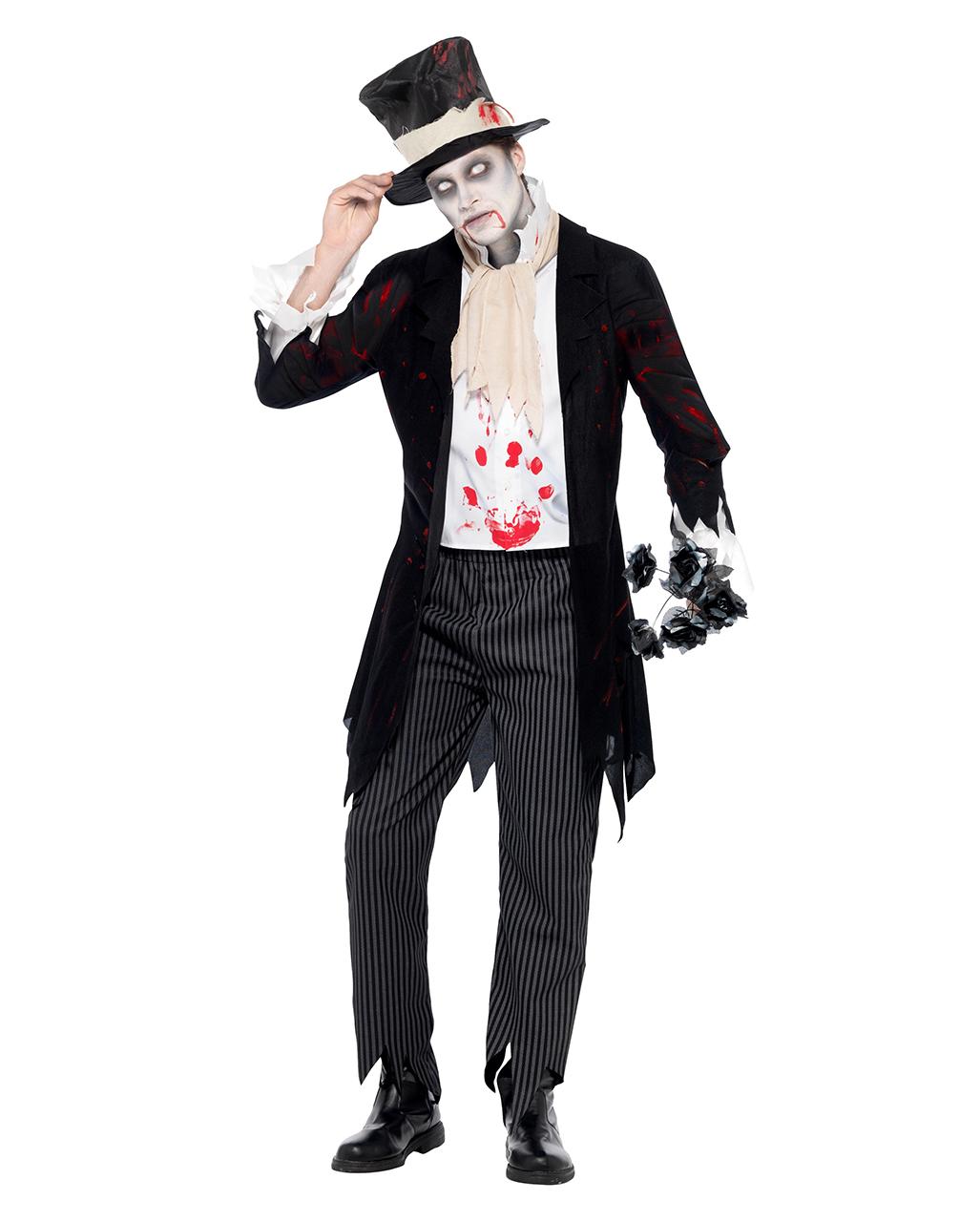 Zombie Groom Costume Buy Cheap Zombie Costumes