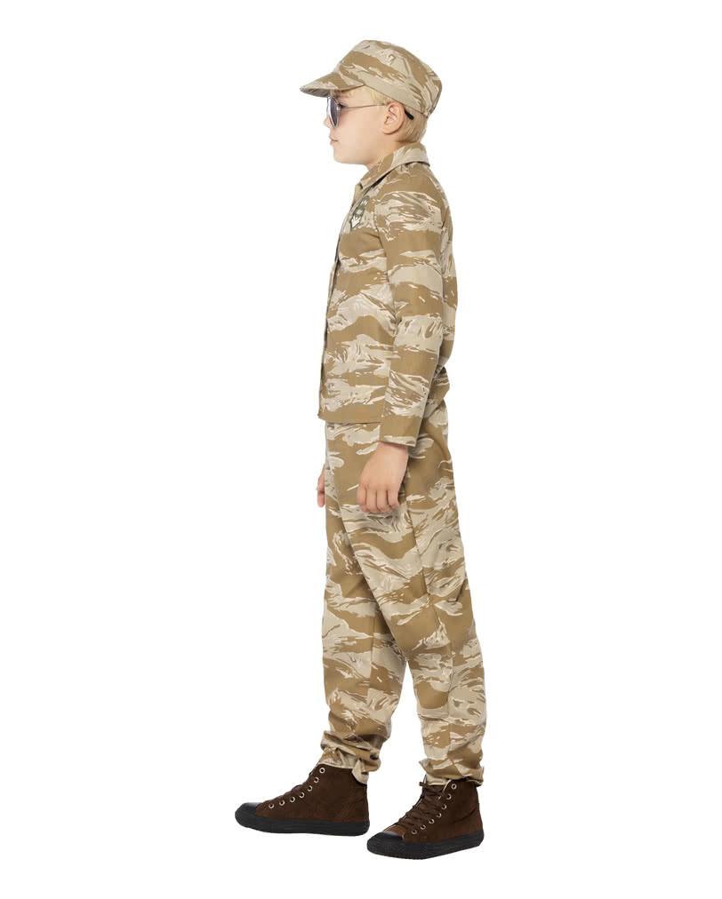 desert army kinderkost m l cooler tarnanzug f r kids horror. Black Bedroom Furniture Sets. Home Design Ideas