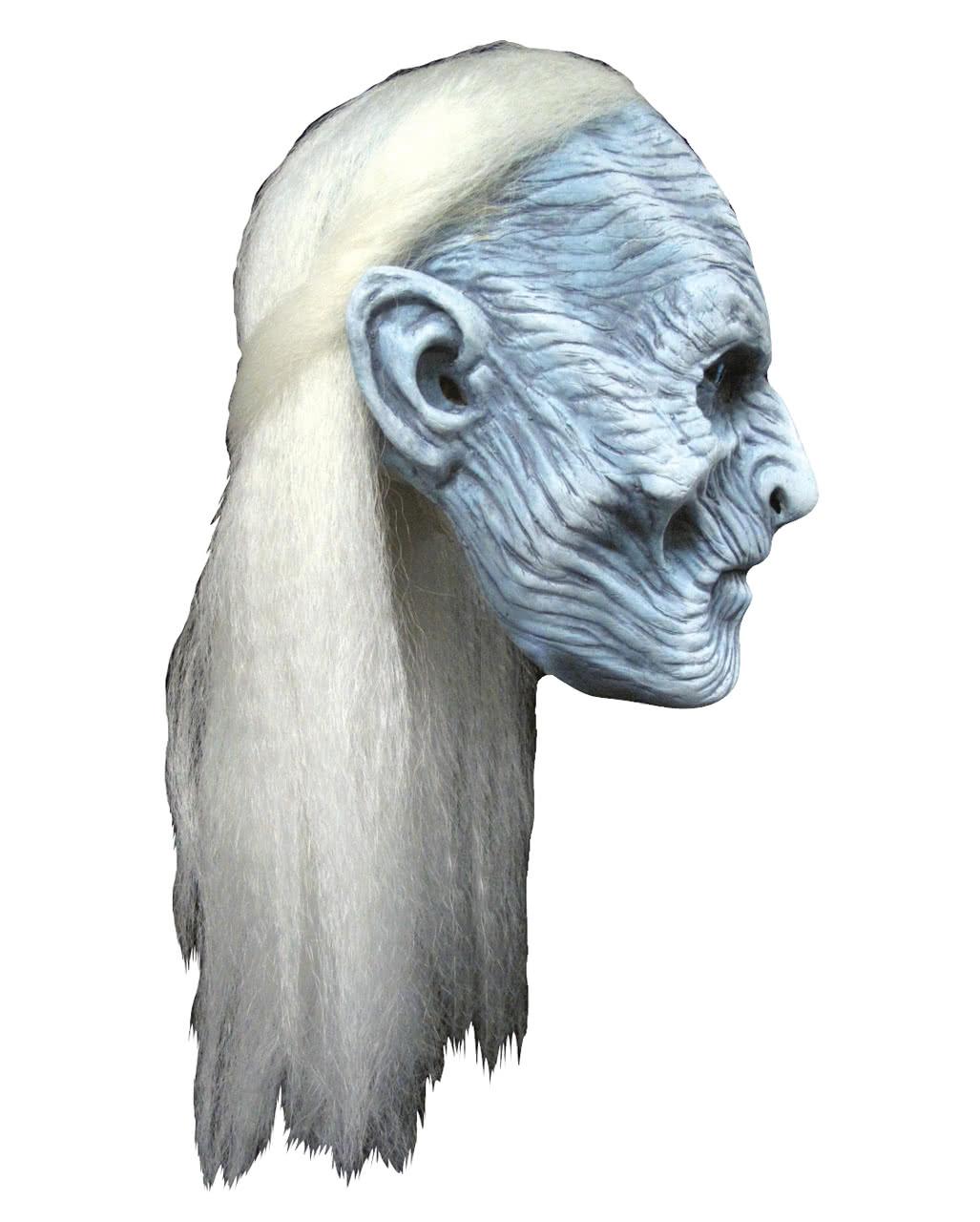 game of thrones white walker maske fantasy maske horror. Black Bedroom Furniture Sets. Home Design Ideas